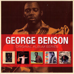 (Jazz-funk, Fusion, Smooth Jazz, Big Band, Disco) George Benson - Original Album Series 5xCD - 2009, WavPack (iso.wv), lossless