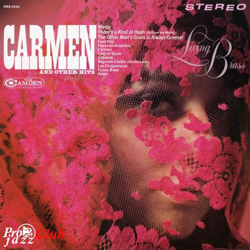 1968 Living Brass - Carmen And Other Hits (2018) {RCA, Legacy} [24-192]
