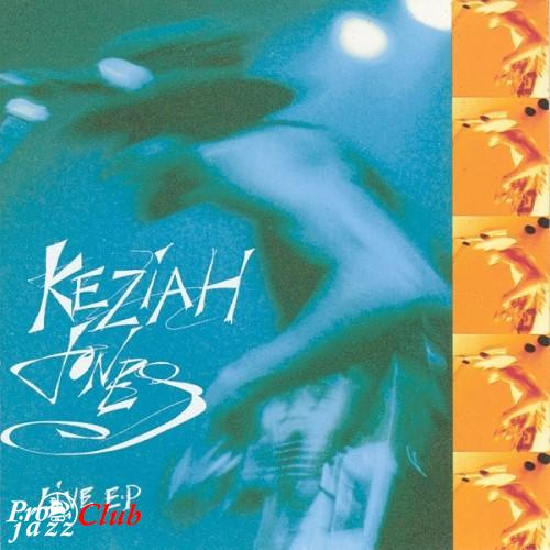 (Funk,Soul,Indie,Alternative Rock) [CD] Keziah Jones - Live E.P. - 1993, FLAC (image+.cue), lossless