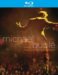 2009 Michael Bublé - Meets Madison Square Garden [Blu-ray]