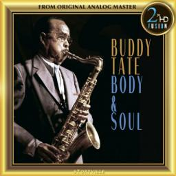 1975 Buddy Tate - Body And Soul (2018) {2xHD, Storyville} [24-192]