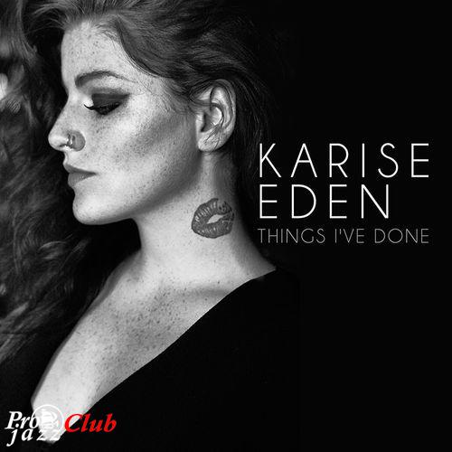 [Blues|Soul|Pop] [CD] Karise Eden - Things I've Done [2014] | FLAC [tracks+.cue] | lossless