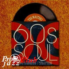 (Soul) VA - 60s Soul. The Masters Series - 2008, APE (tracks), lossless