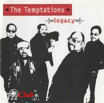(Funk / Soul) The Temptations-Legacy - 2004, FLAC (image+.cue), lossless