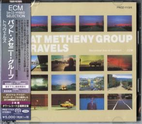 1983 Pat Metheny Group - Travels (2018) {ECM} [DSD64 1-2,8]