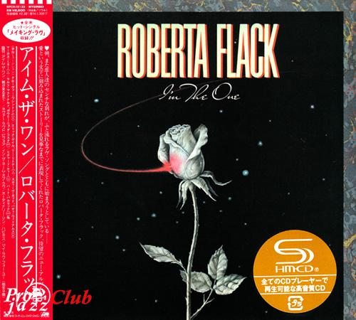 (Soul) [CD] Roberta Flack - I'm The One (1982) - 2013, FLAC (tracks+.cue), lossless