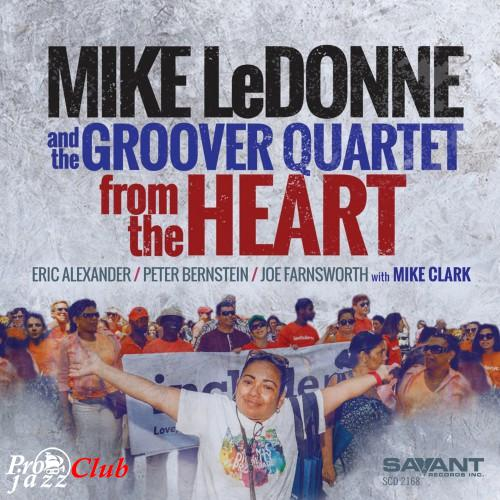 2018 Mike LeDonne - From The Heart {Savant} [24-44,1]