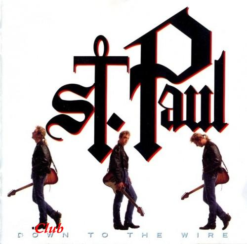 (AOR/Funk/Pop) St. Paul - Down To The Wire - 1990, FLAC (image+.cue), lossless