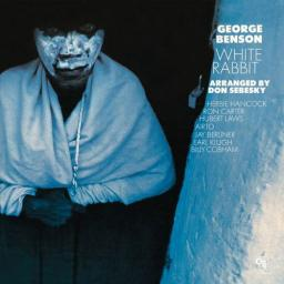 1972 George Benson - White Rabbit {CTI 6015} [LP 32-96]