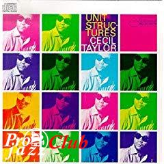 (jazz) Cecil Taylor - Unit Structures, FLAC (tracks) lossless