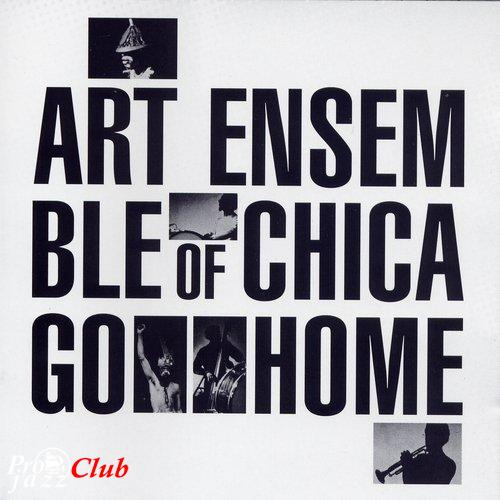 (Jazz) Art Ensemble of Chicago - Go Home - 1970, FLAC (image + .cue), lossless