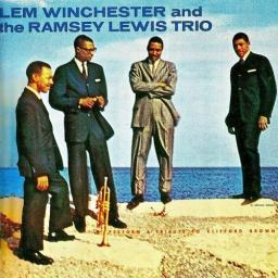1958 Lem Winchester and The Ramsey Lewis Trio - Perform A Tribute To Clifford Brown {RevOla} [24-44,1]