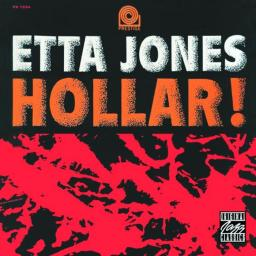 1962 Etta Jones - Hollar! (2019) {RevOla} [24-44,1]