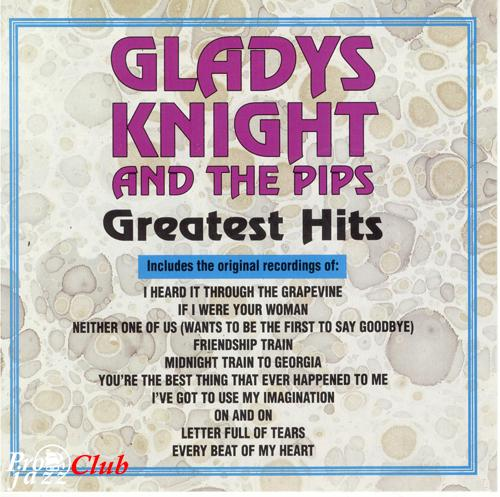 "(Soul/Motown) Gladys Knight And The Pips ""Greatest Hits"" CD - 1990, FLAC (tracks+.cue), lossless"