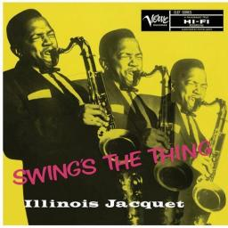 1957 Illinois Jacquet - Swing's The Thing (2016) {Verve, Analogue Productions} [DSD64]