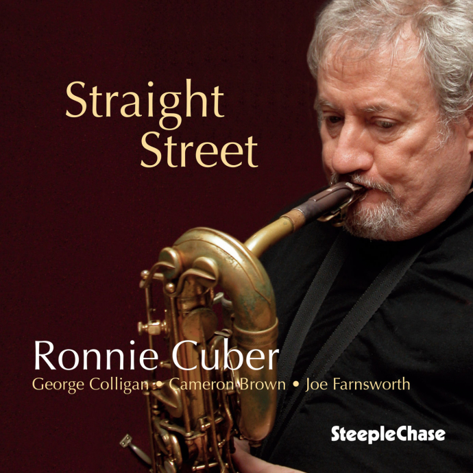 2019 Ronnie Cuber - Straight Street {SteepleChase SCCD 31860} [WEB]