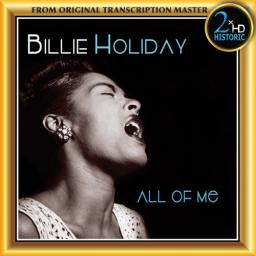 2019 Billie Holiday - All Of Me {2xHD, Storyville} [24-192]