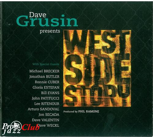 (Crossover Jazz) Dave Grusin - Dave Grusin Presents: West Side Story - 1997, APE (image+.cue), lossless