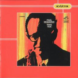 1963 Paul Desmond - Take Ten (1999) {BMG, RCA Victor 09026 68690-2}