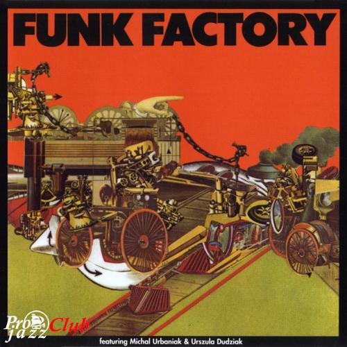 (Jazz-Funk, Fusion) [CD] Funk Factory - Funk Factory - 1975 (2013), FLAC (tracks+.cue), lossless