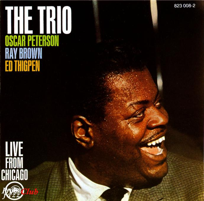 1997 Oscar Peterson - The Oscar Peterson Trio: Live from Chicago {Verve 539 063-2}