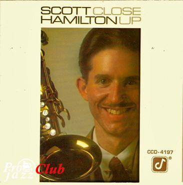 (cool ,mainstream) Scott Hamilton - Close Up - 1982, FLAC (image+.cue), lossless