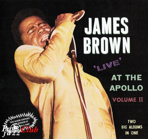 (Soul, R&B) [CD] James Brown - Live At The Apollo Volume II (2CD) (Deluxe Edition) - 2001, FLAC (tracks+.cue), lossless