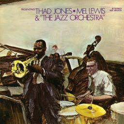 "[TR24][OF] Thad Jones • Mel Lewis Jazz Orchestra - Presenting Thad Jones-Mel Lewis & ""The Jazz Orchestra"" (Remastered) - 1966/2018 (Big Band)"