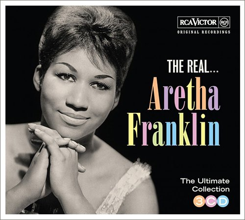 2014 Aretha Franklin - The Real... Aretha Franklin (3CD) {Sony Music 88843097242}