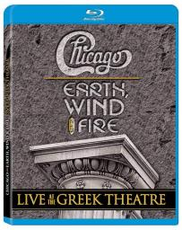 2005 Chicago and Earth, Wind & Fire - Live at the Greek Theatre [Blu-ray]