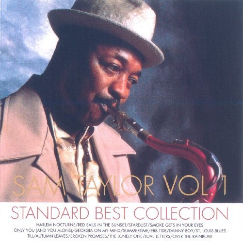 "1999 Sam ""The Man"" Taylor - Standard Best Collection (3CD) {FGS-901 (DMPDC-00009)}"