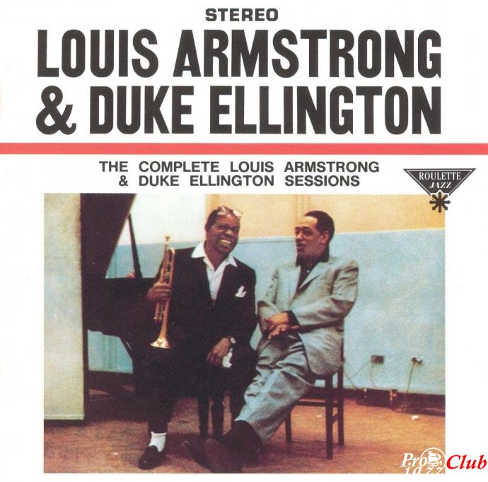 1961 Louis Armstrong & Duke Ellington - The Complete Sessions (1999) { Classic DAD 1031} [24-96]