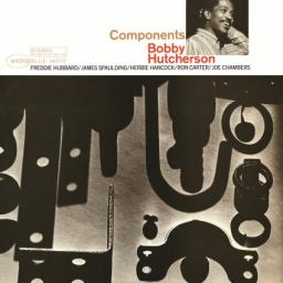 [TR24][OF] Bobby Hutcherson - Components [Blue Note] - 1965/2015 (Modal Jazz, Post-Bop)