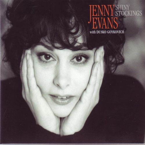 1997 Jeanny Evans with Dusko Goykovich - Shiny Stockings {enja ENJ 93172} [WEB]