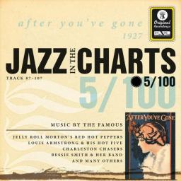 2010 Sampler - Jazz In The Charts Vol. 5 - After You've Gone {Documents} [WEB]