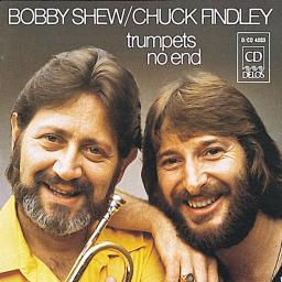 1984 Bobby Shew, Chuck Findley - Trumpets No End {Delos International} [mp3, 320]