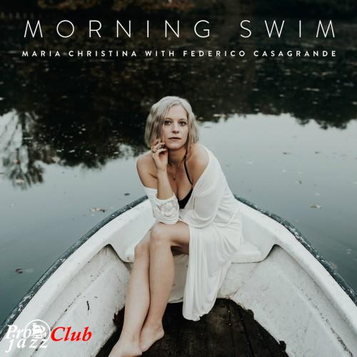2018 Maria Christina with Federico Casagrande - Morning Swim {Timezone} [24-96]