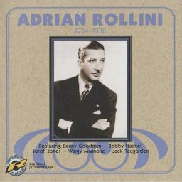 (Classic Jazz) [CD] Adrian Rollini - 1934-1938 - 2004, FLAC (tracks+.cue), lossless