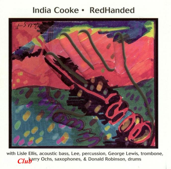 1996 India Cooke - RedHanded [MP3 (tracks) 320 kbps]
