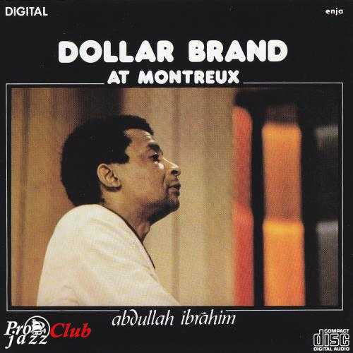 (African Jazz, Post-Bop) Abdullah Ibrahim - Dollar Brand at Montreux - 1980 (2000), FLAC (tracks+.cue), lossless