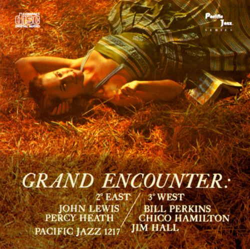 1956 (2001) John Lewis - Grand Encounter: Two Degrees East & Three Degrees West {Toshiba/EMI TOCJ-9353}