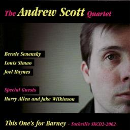 2004 The Andrew Scott Quartet - This One's For Barney [MP3, 320 kbps]