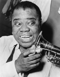 Louis Armstrong / Луи Армстронг