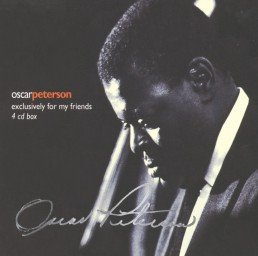 1963-1968 Oscar Peterson - Exclusively For My Friends (1992) {Verve/Island 314 513 830-2} [4CD]
