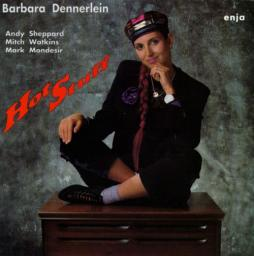 1990 Barbara Dennerlein — Hot Stuff {enja 6050 2}