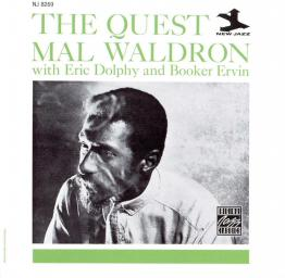 1961 (1992) Mal Waldron with Eric Dolphy and Booker Ervin - The Quest