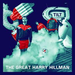 2017 The Great Harry Hillman - Tilt {Cuneiform}
