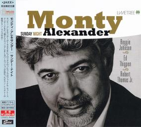 1985 (2016) Monty Alexander - Sunday Night {Timeless CDSOL-6424}
