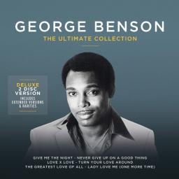2015 George Benson - The Ultimate Collection [Deluxe Edition] (2CD) {Rhino 081227955014}