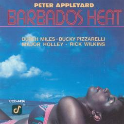 1990 Peter Appleyard - Barbados Heat {Concord CCD-4436}